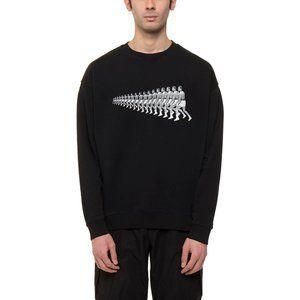 Men's Marcelo Burlon Muhammad Ali Sweatshirt large